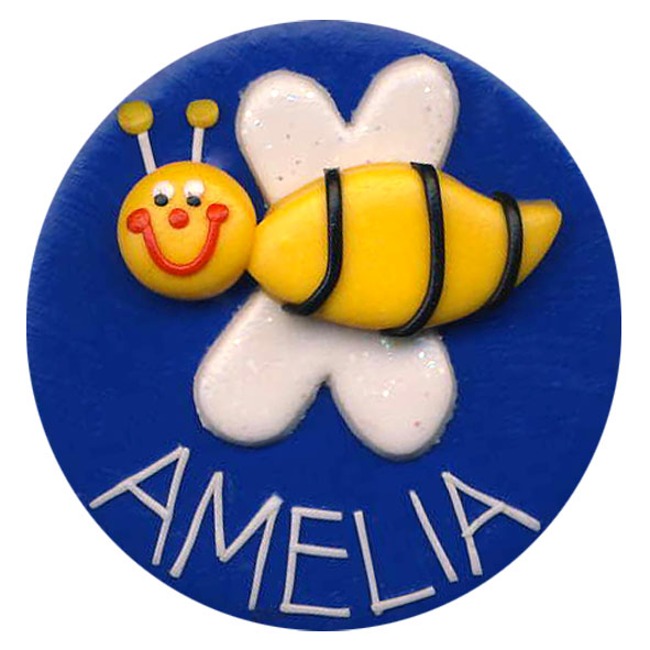 Bee - Animal Badge
