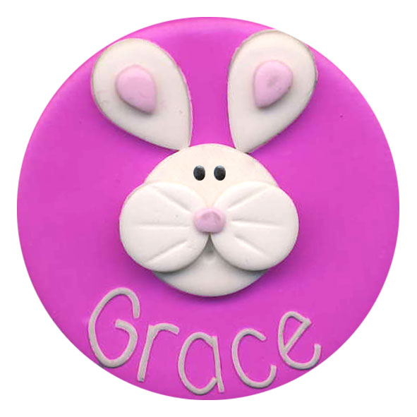 Bunny - Animal Badge