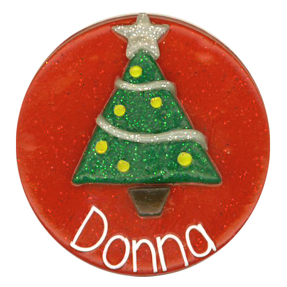 Christmas Tree - Christmas Badge