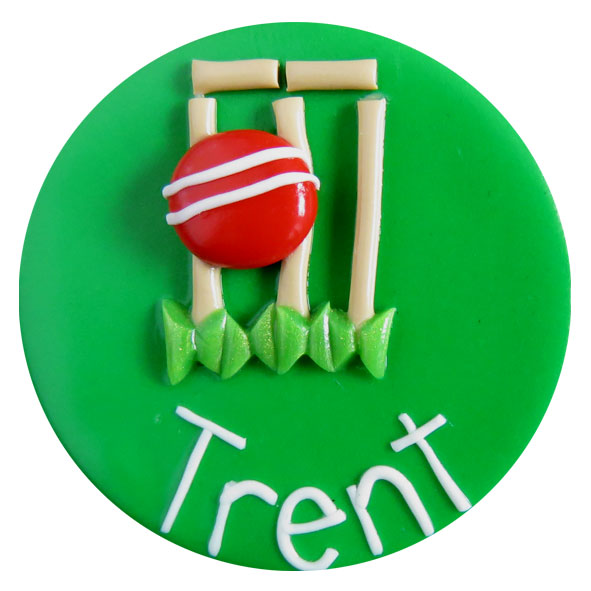 Cricket - Sport Badge