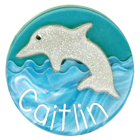 Dolphin - Animal Badge