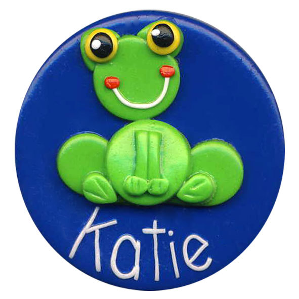 Frog - Animal Badge