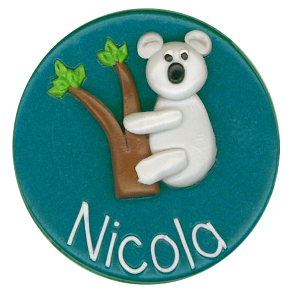Koala - Animal Badge