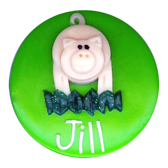 Pig - Animal Badge