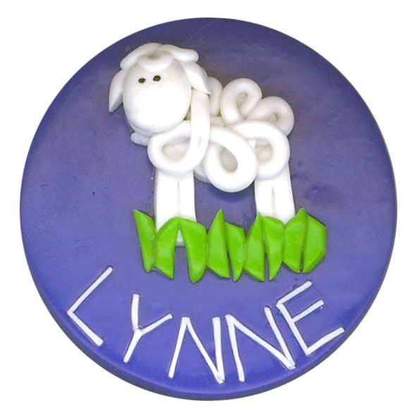Sheep - Animal Badge