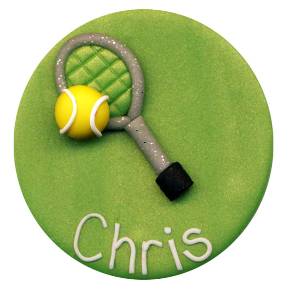 Tennis - Sport Badge