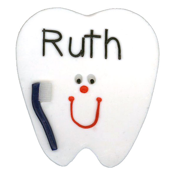 Tooth - Medical Badge