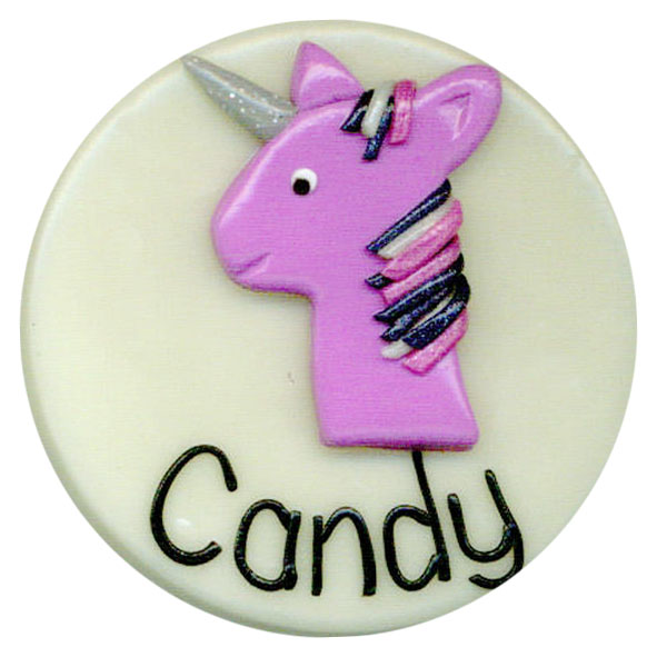 Unicorn - Animal Badge